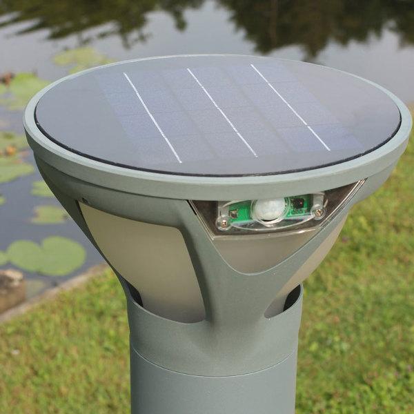 Lampe Soleil Plus Multi-modes hybride (Solaire + réseau)