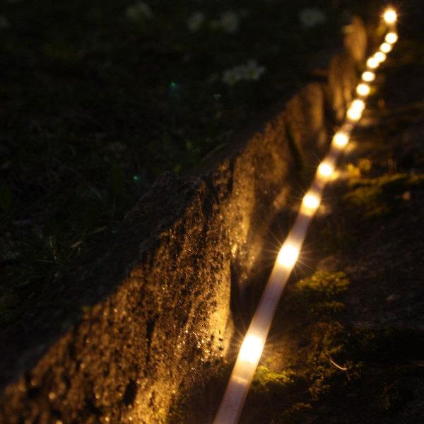 Ruban solaire de LED